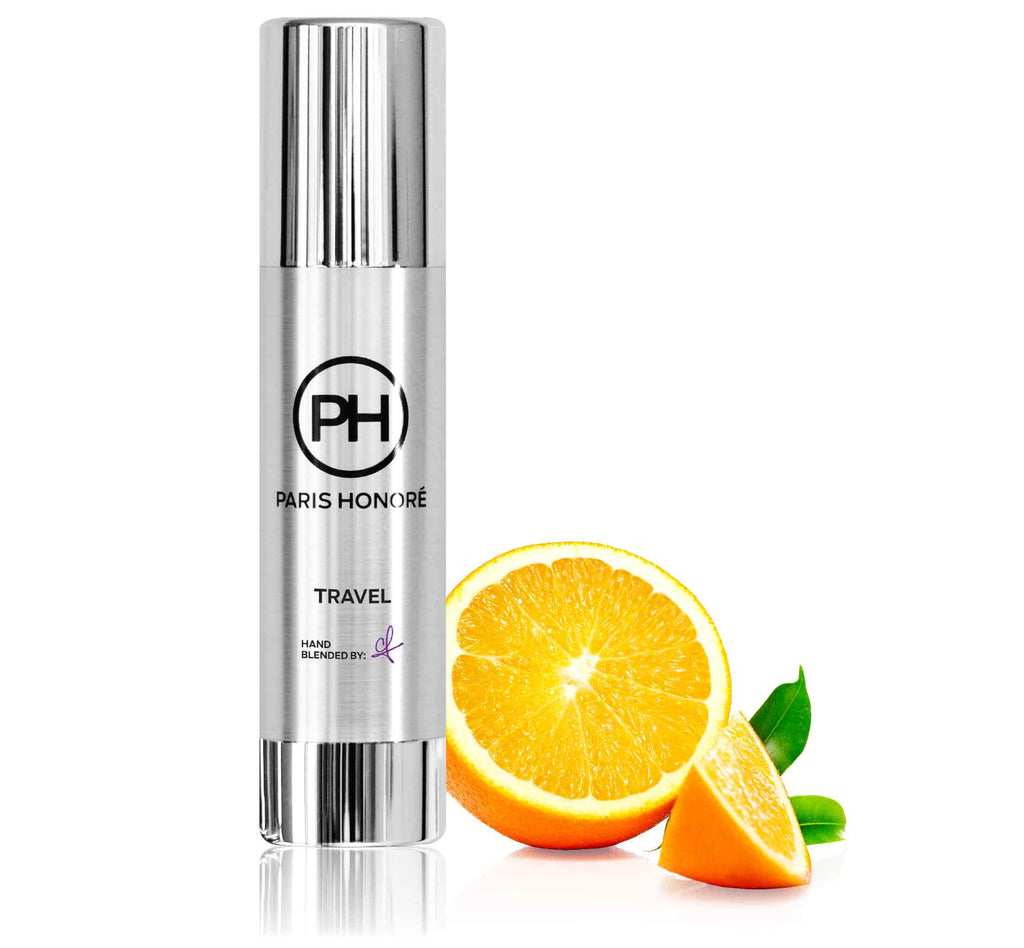 100ml All in One for Travel in Orange Citrus