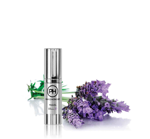 15ml TRAVEL (all-in-one) in CHAMPS DE LAVANDE from PARIS HONORÉ Luxury Organic Skin Care