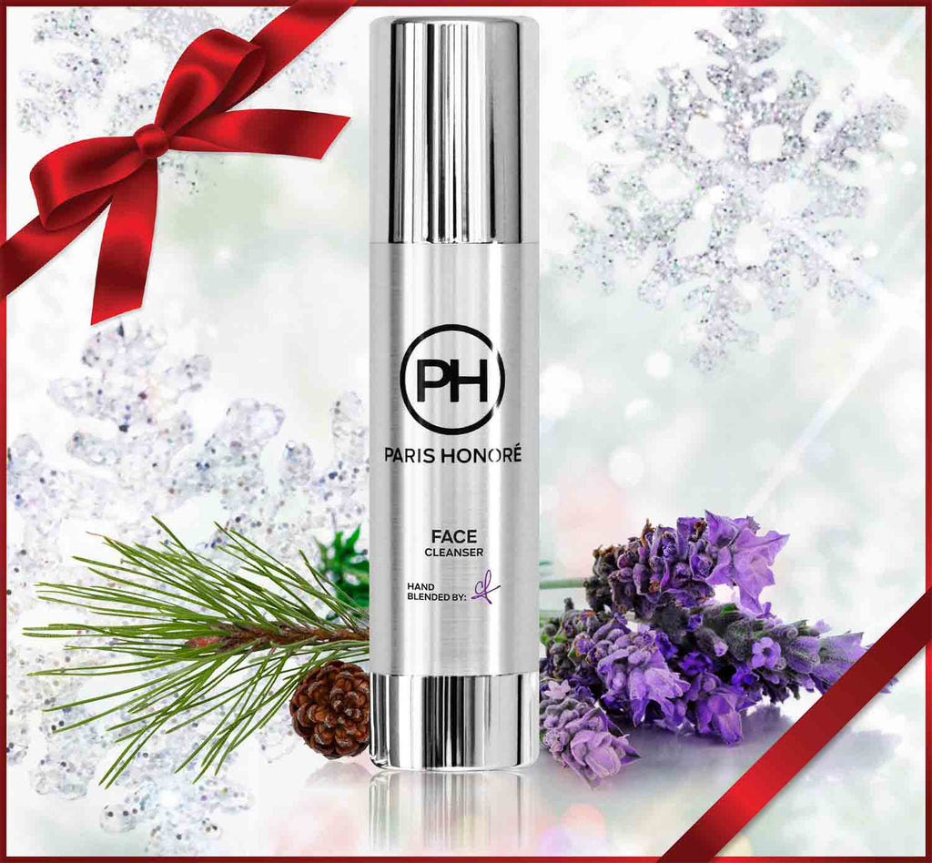 Face Cleanser in Holiday Lavender 100ml - Lavender and pine