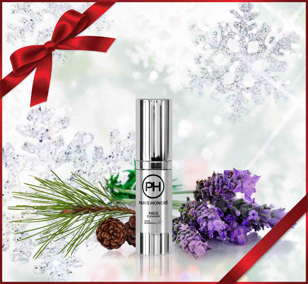 Face Cleanser in Holiday Lavender 15ml - Lavender and pine