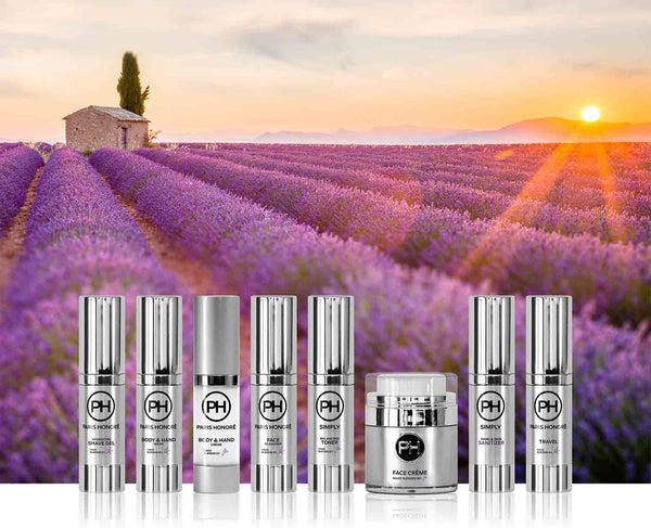 PH Simply Ultimate Skincare Set in French Lavender 15ml