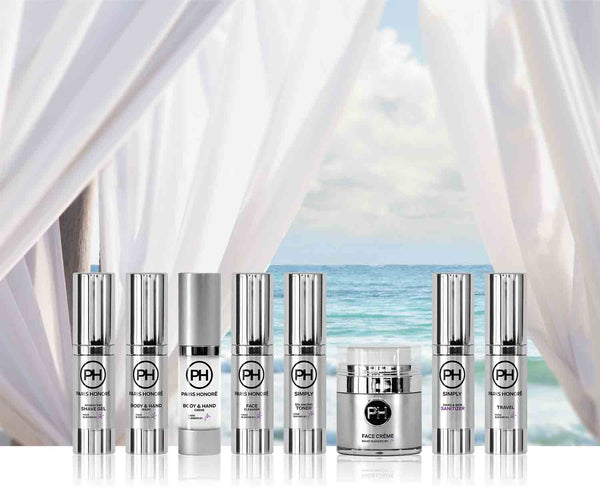 PH Simply Ultimate Skincare Set - grapefruit and linen 15ml