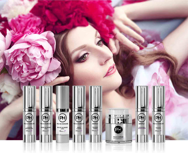 PH Simply Ultimate Skincare Set in Peony 15ml