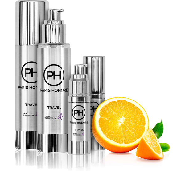 100ml All in One for Travel in Orange Citru