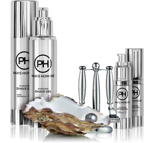 Hydrating Shave Gel in Fresh and Refreshing by PH Simply Skincare