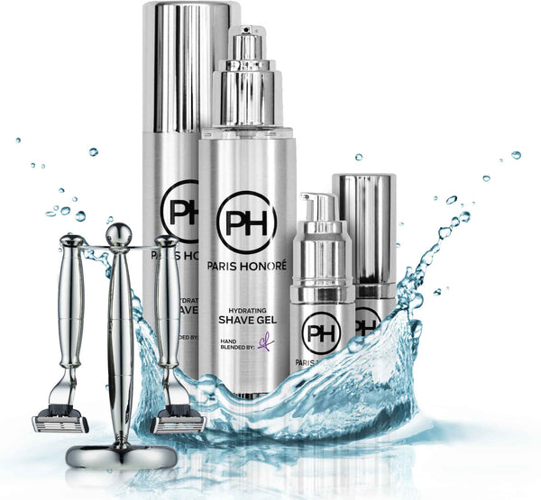 Hydrating Shave Gel Unscented by PH Simply Skincare