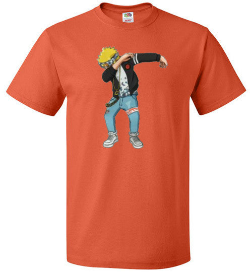 Exclusive Limited Edition Naruto Dab Shirt Ace Pro Discounters