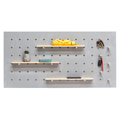 Wandregal Pegboard, groß