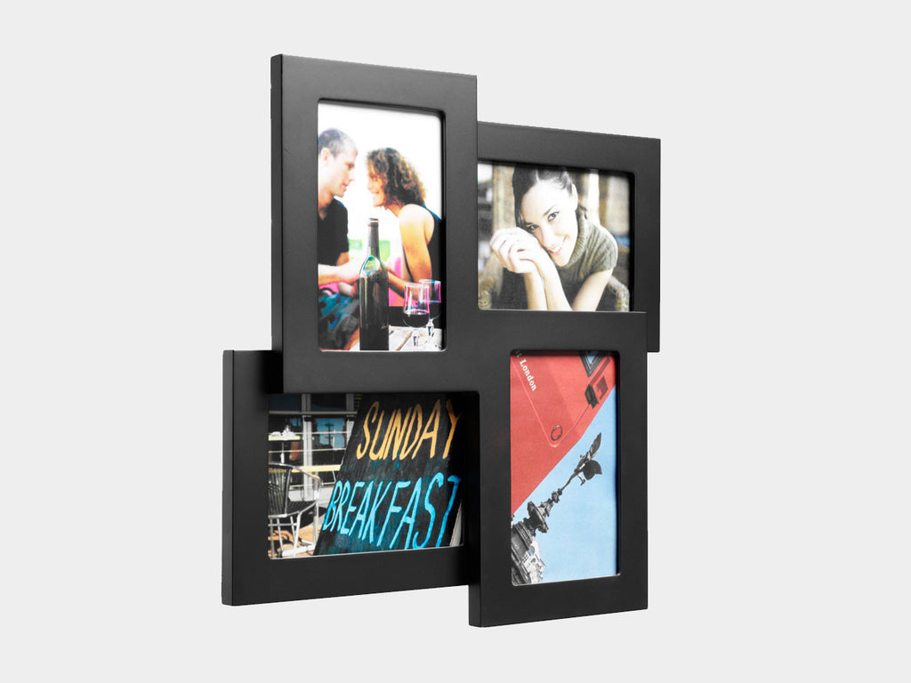 Studio 4 Wall Frame, black