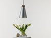 H17 Handle pendant lamp, narrow