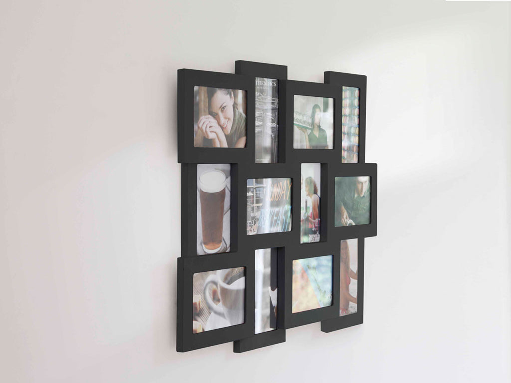 Multi Photo Frames. Stunning Wooden Pastel Multi Frame With Multi ...