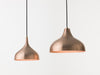 Vienna raw copper pendant lamp