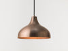Vienna 30 raw copper pendant lamp