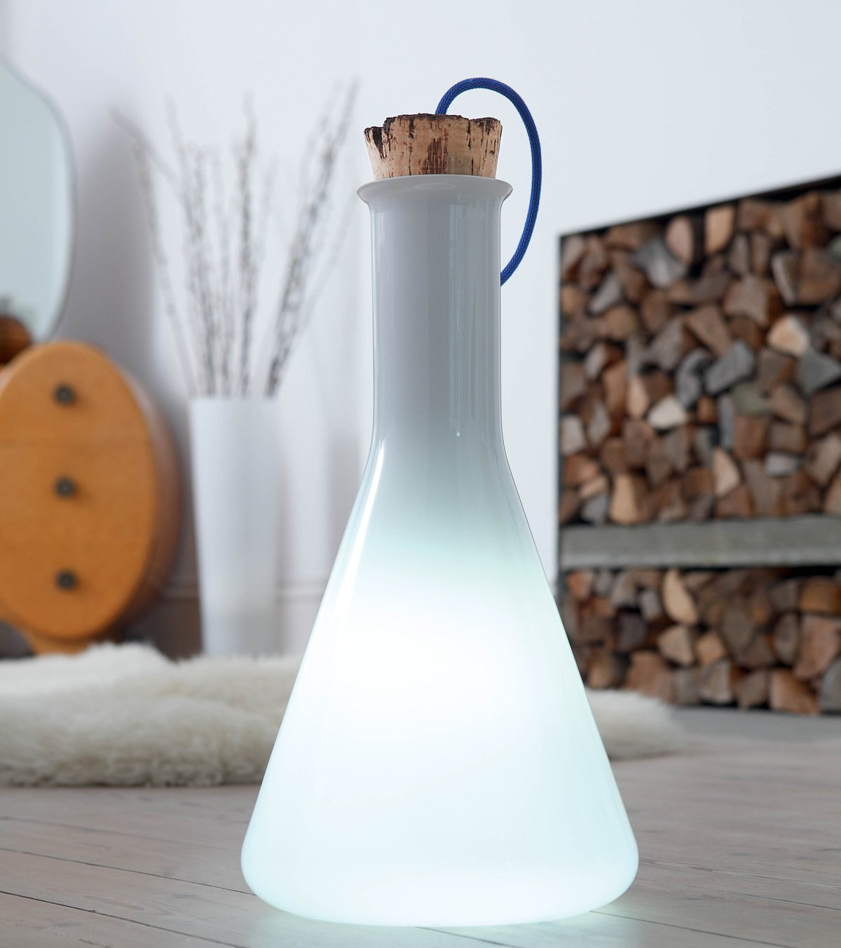 Labware table lamp