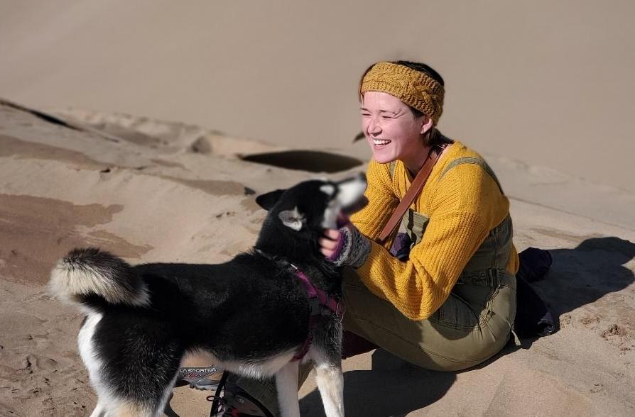 Thru Hiking Family - Katie Houston's My Dog Story