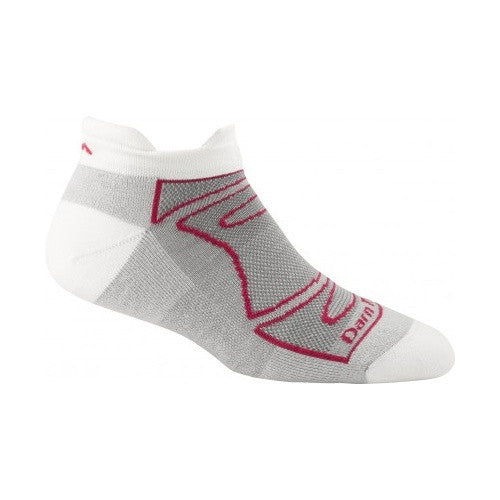 Darn Tough Womens Tab No Show Light Cushion Socks