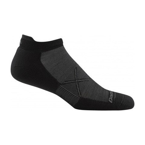 Darn Tough Mens Vertex Tab No Show Ultra-Light Cushion Socks