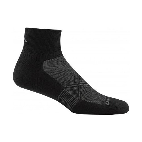 Darn Tough Mens Vertex 1/4 Ultra-Light Cushion Socks