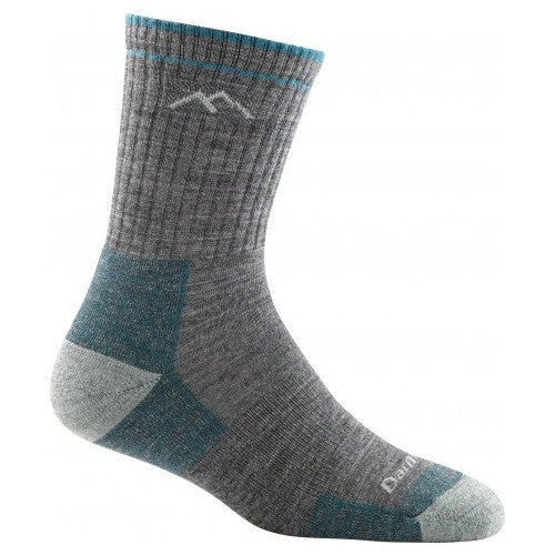 Darn Tough Womens Hiker Micro Crew Cushion Socks