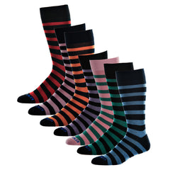 KentWool 19th Hole Collection Stripes Golf Sock