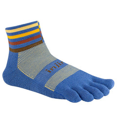 Injinji Trail Midweight Mini-Crew Toe Socks