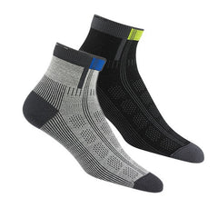 Wigwam Rebel Fusion Quarter II Socks