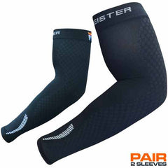 Meister HEX Compression Arm Sleeve (Pair)