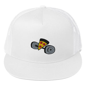 PizzaGym Barbell Trucker Cap