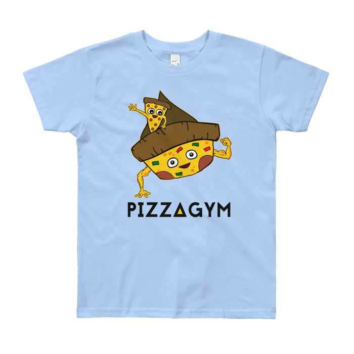 Pizza Power Up!