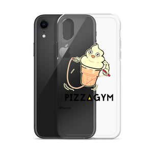 PizzaGym iceCream Case