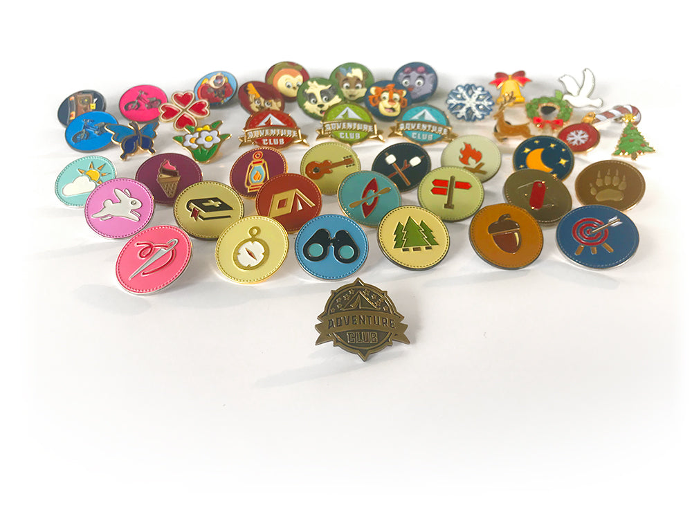 Assorted Pin Pack (10 ct)