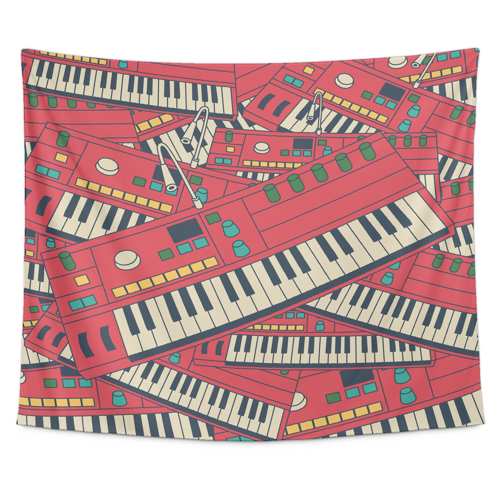Synthesizer Tapestry