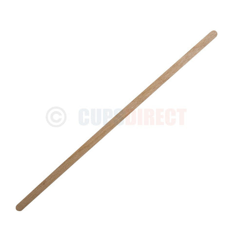 "7"" Wooden Drink Stirrers"