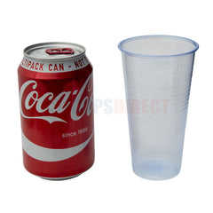 Large Blue Cup 9oz - Extra Tall
