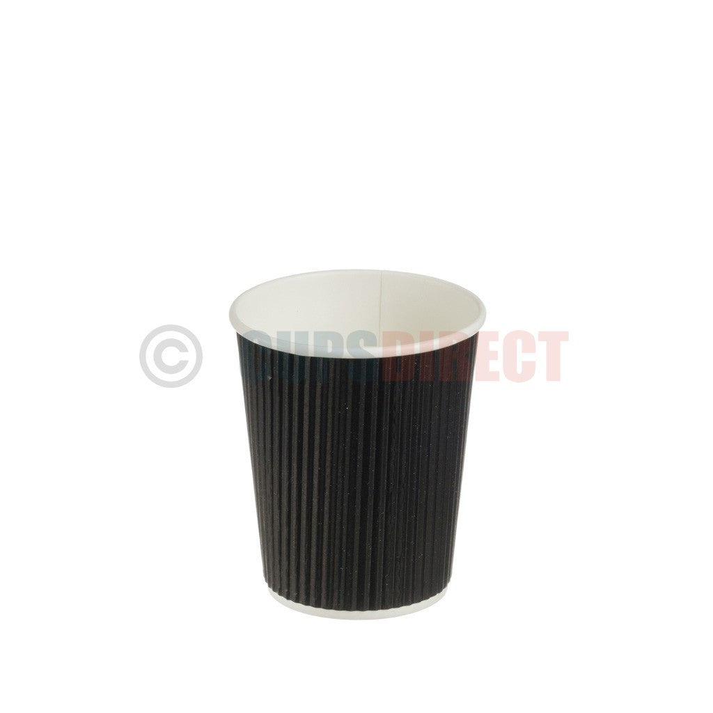 Black Ripple Hot Cup Range