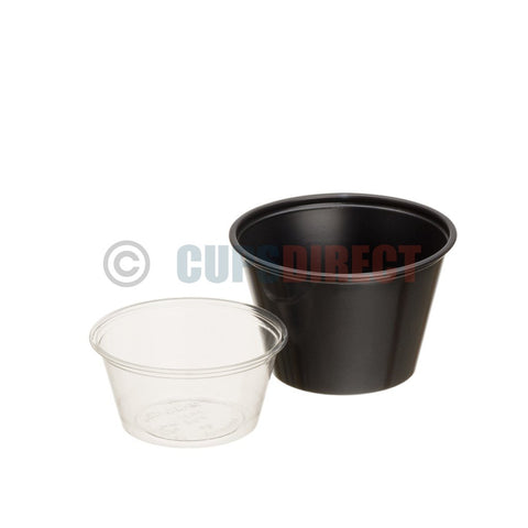 Solo Plastic Portion Pot Range