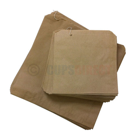 Brown Paper Bag - Kraft Range