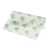 Wax-Coated Compostable Burger Wrap Range Green Tree (VWBRST-GT)