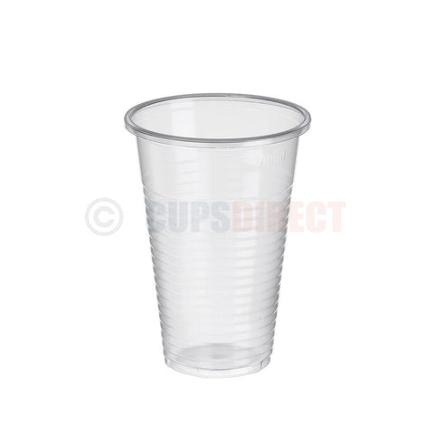 Basic Clear Plastic Cup