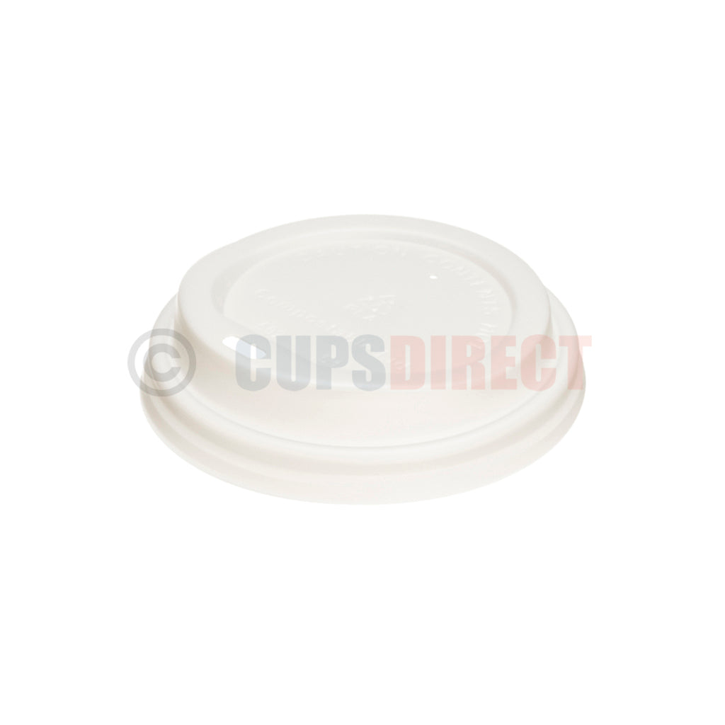Hot Drink Cups- PLA / Eco Lid Range