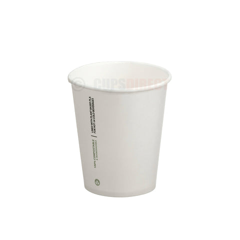 7oz Bio - PLA Lined Paper Water Cup