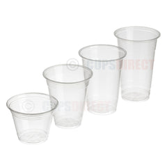 Compostable Smoothie Cup Range