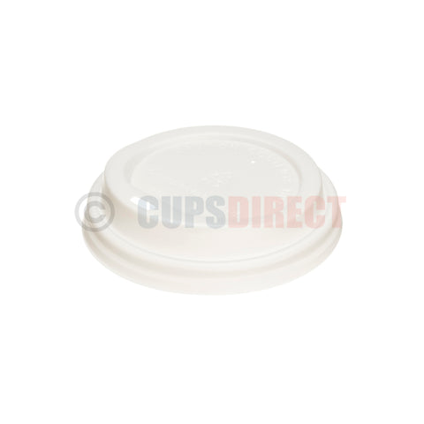 PLA Eco Lid Range for Hot Paper Cups