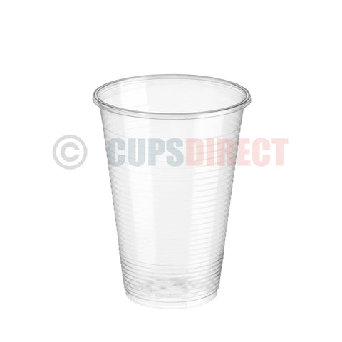 7oz Clear PLA Compostable Water Cup