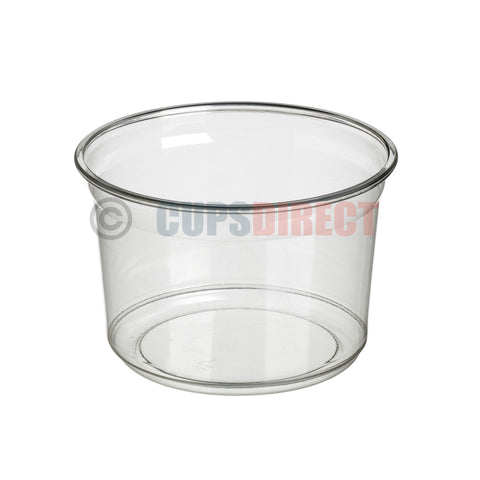 Diamond Deli Food Pots, PET Easy Recycle