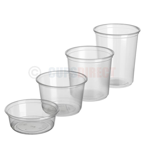 Dispolite Deli Pot Range