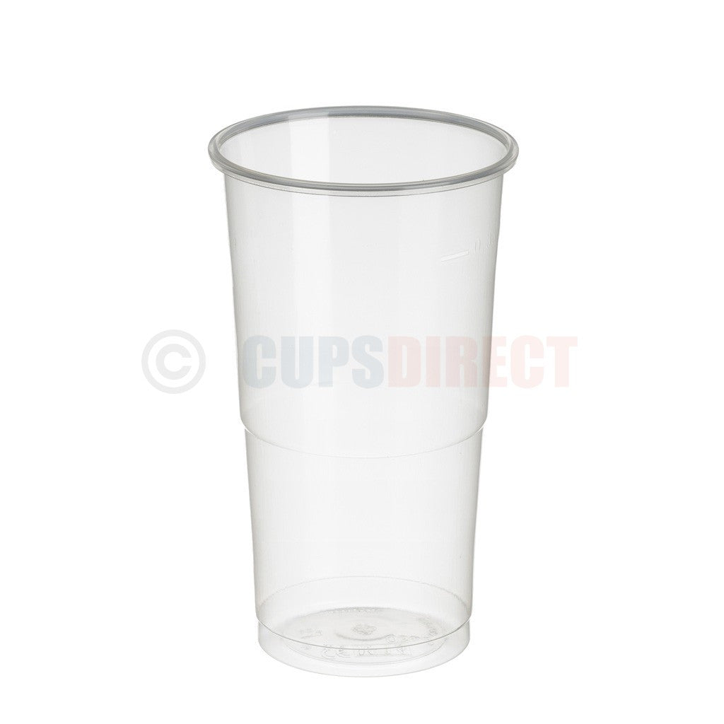Tall Flexi Glass Tumbler -14oz