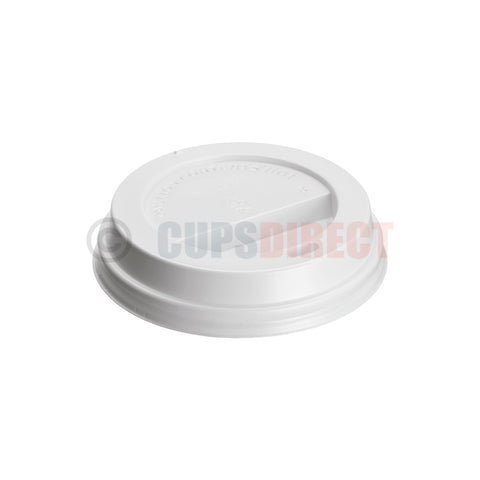 Hot Drink Cups- White Lid Range
