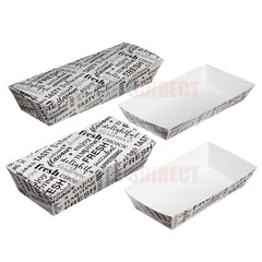 Gourmet Meal Boxes & Food Tray