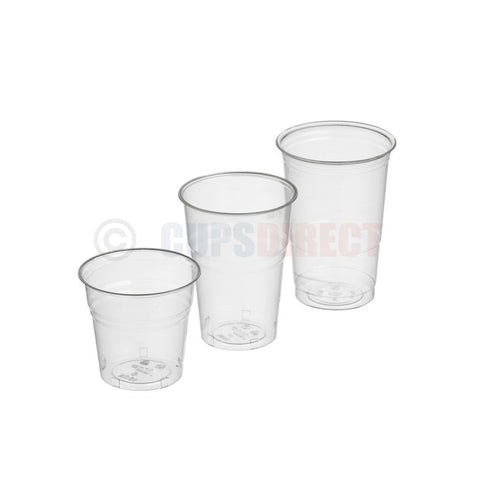 High Clarity Mixer Glass Range